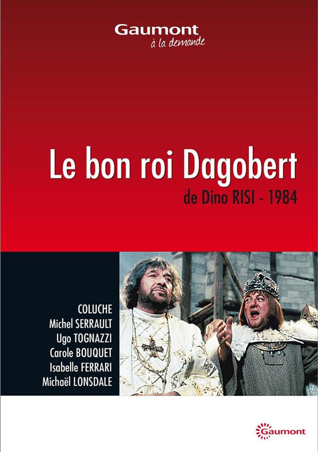 Le Bon Roi Dagobert (Dino Risi, 1984)