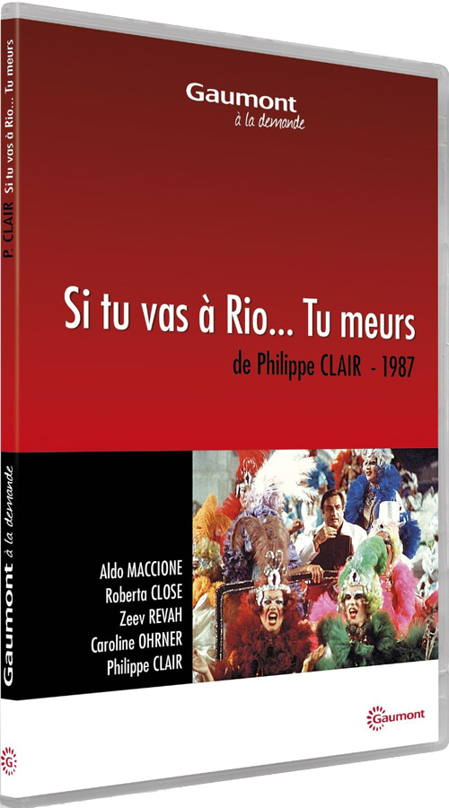 Si tu vas à Rio… tu meurs (Philippe Clair, 1987)