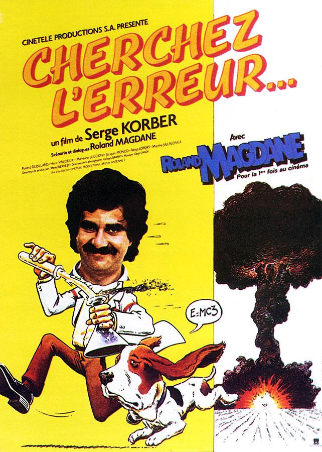 Cherchez l'erreur (Serge Korber, 1980)