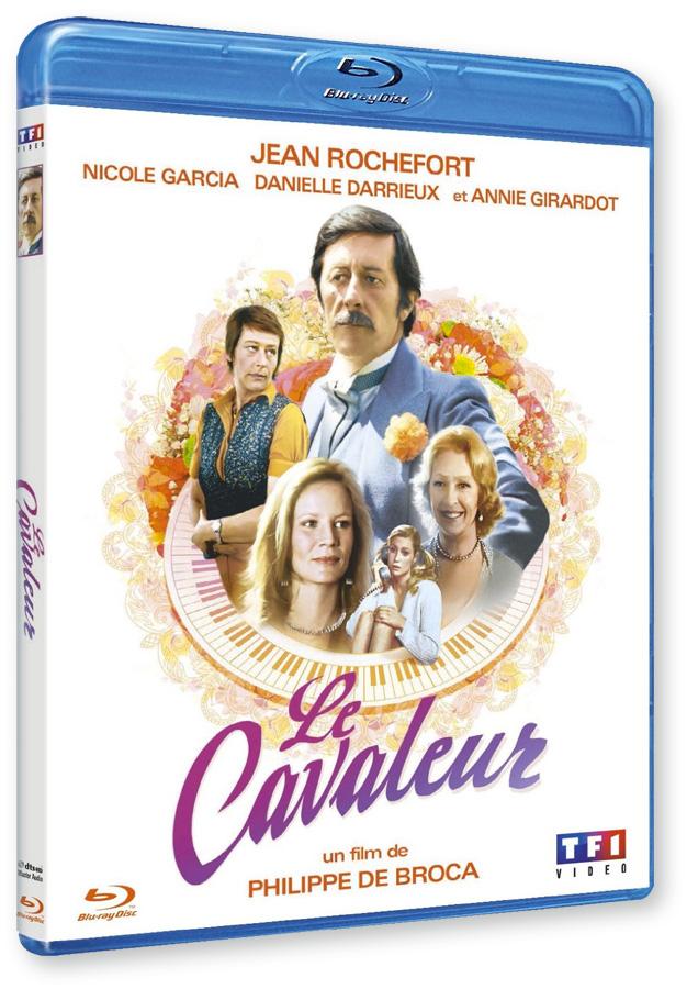 Le Cavaleur (Philippe de Broca, 1979)