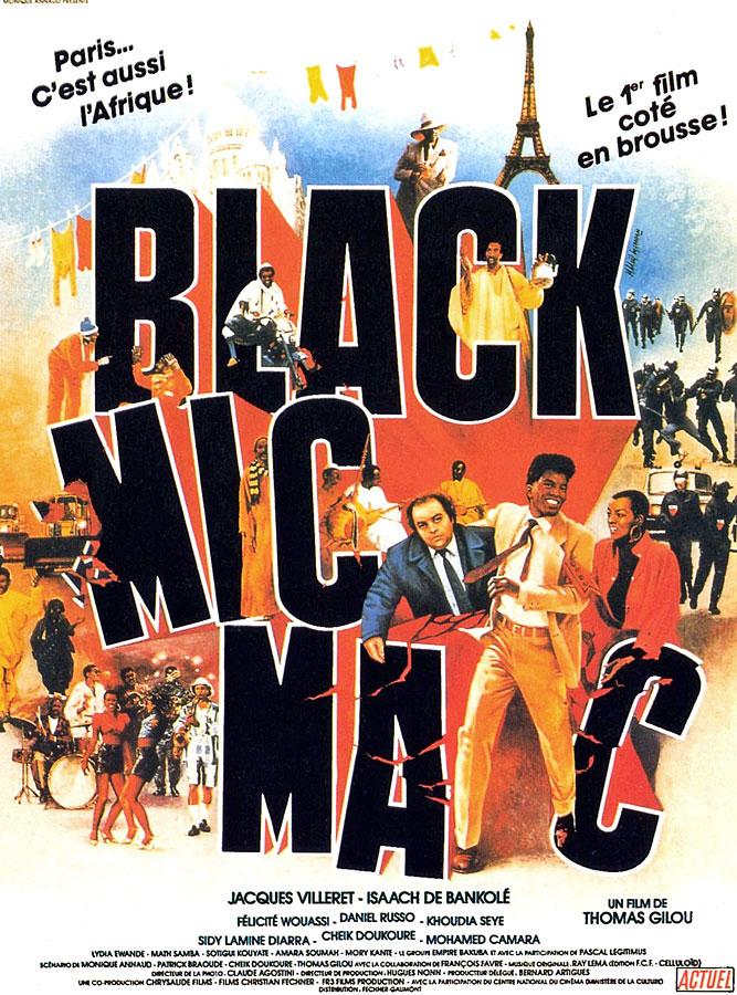 Black mic-mac (Thomas Gilou, 1986)