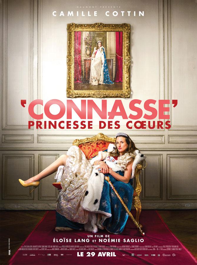 Connasse, princesse des cœurs (Eloïse Lang et Noémie Saglio, 2015)