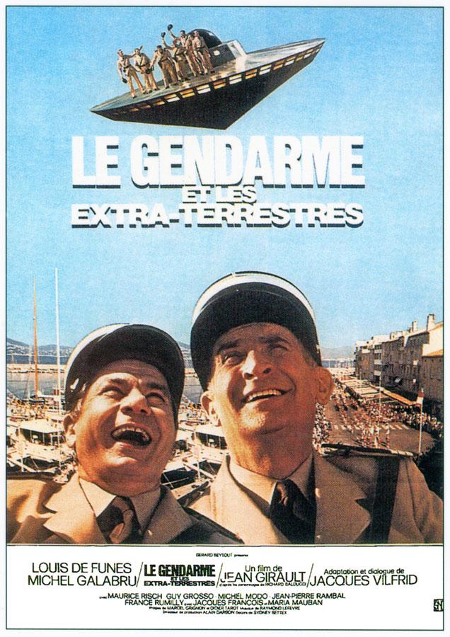 Le Gendarme et les extra-terrestres (Jean Girault, 1979)