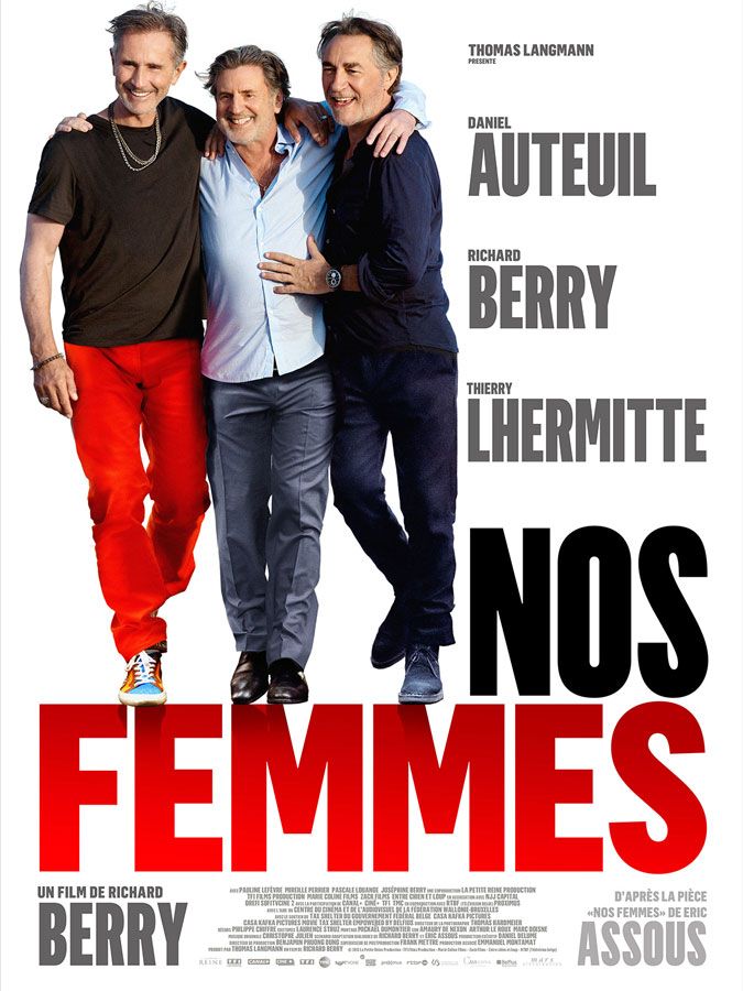 Nos femmes (Richard Berry, 2015)