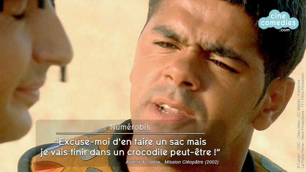 Astérix et Obélix : Mission Cléopâtre (Alain Chabat, 2002) - réplique 1