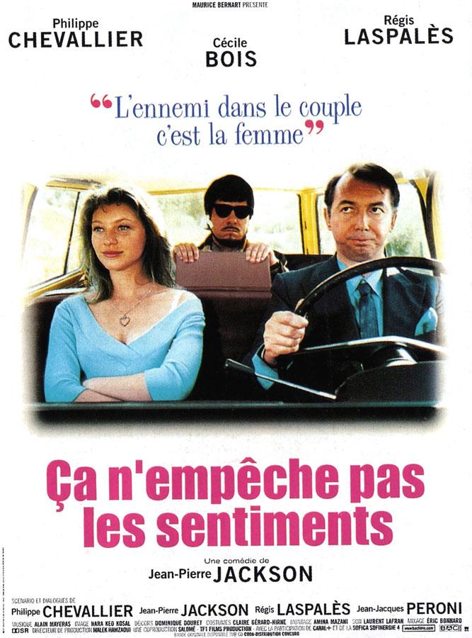 Ça n'empêche pas les sentiments (Jean-Pierre Jackson, 1998)