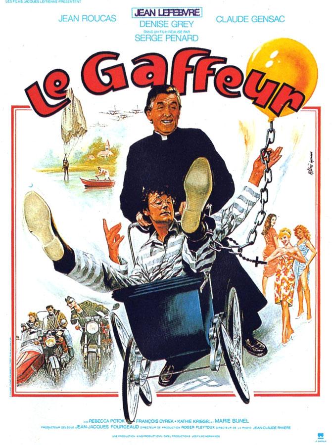 Le Gaffeur (Serge Penard, 1985)