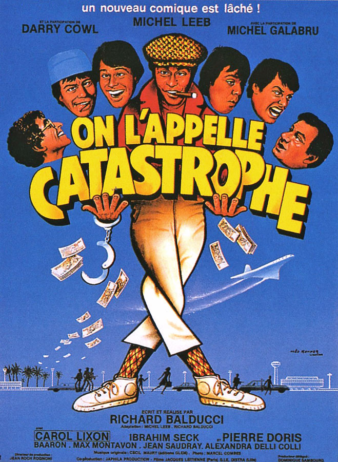 On l'appelle Catastrophe (Richard Balducci, 1983)