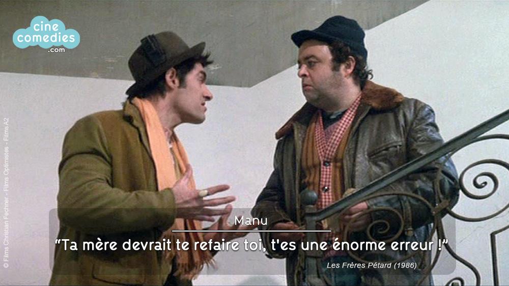 Les Frères Pétard (Hervé Palud, 1986) - Réplique 1