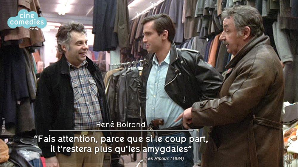 Les Ripoux (Claude Zidi, 1984) - réplique 1