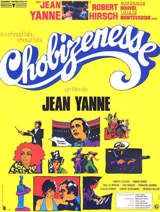 Chobizenesse (Jean Yanne, 1975)