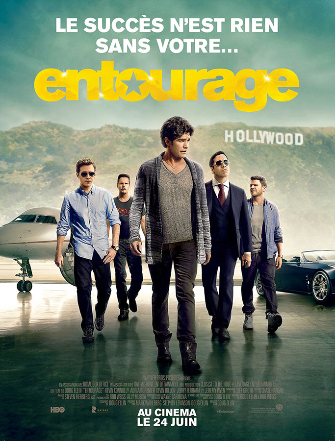 Entourage (Doug Ellin, 2015)