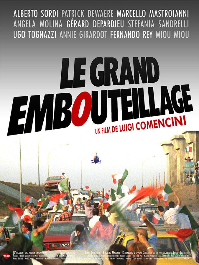 Le Grand embouteillage (Luigi Comencini, 1978)