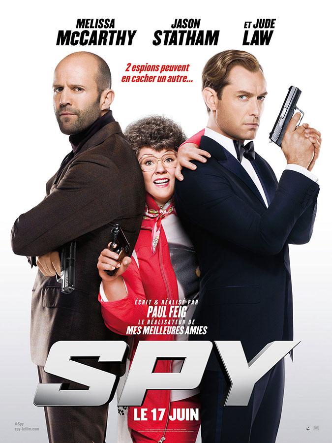 Spy (Paul Feig, 2015)