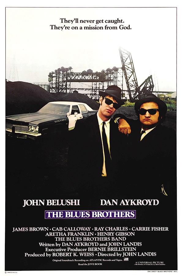 The Blues Brothers (John Landis, 1980)