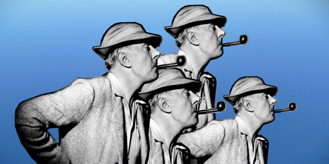 Jacques Tati se raconte en Radioscopie