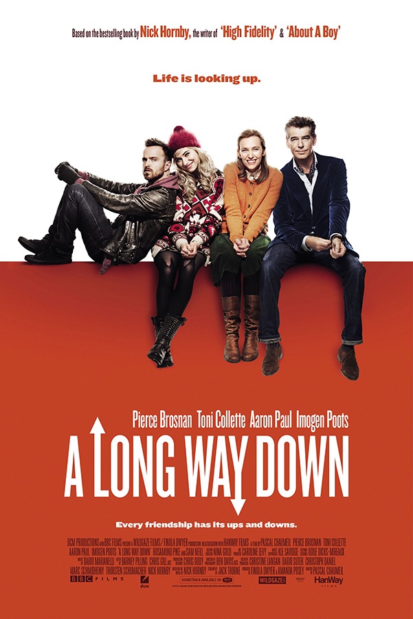 A Long Way Down (Pascal Chaumeil, 2014)