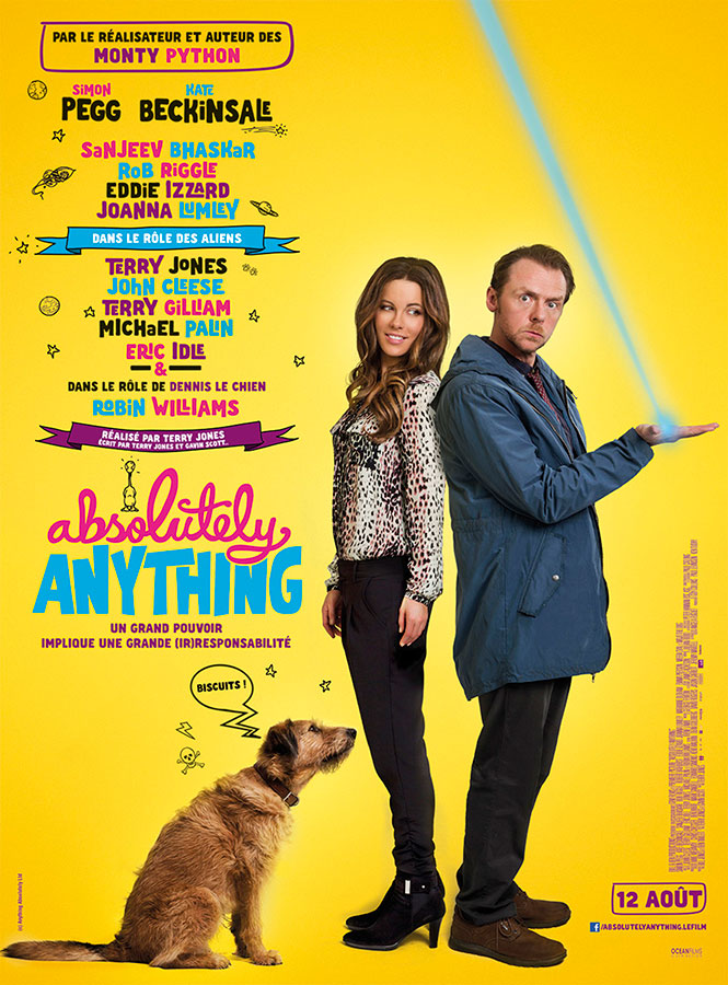 Absolutely Anything (Terry Jones, 2015)