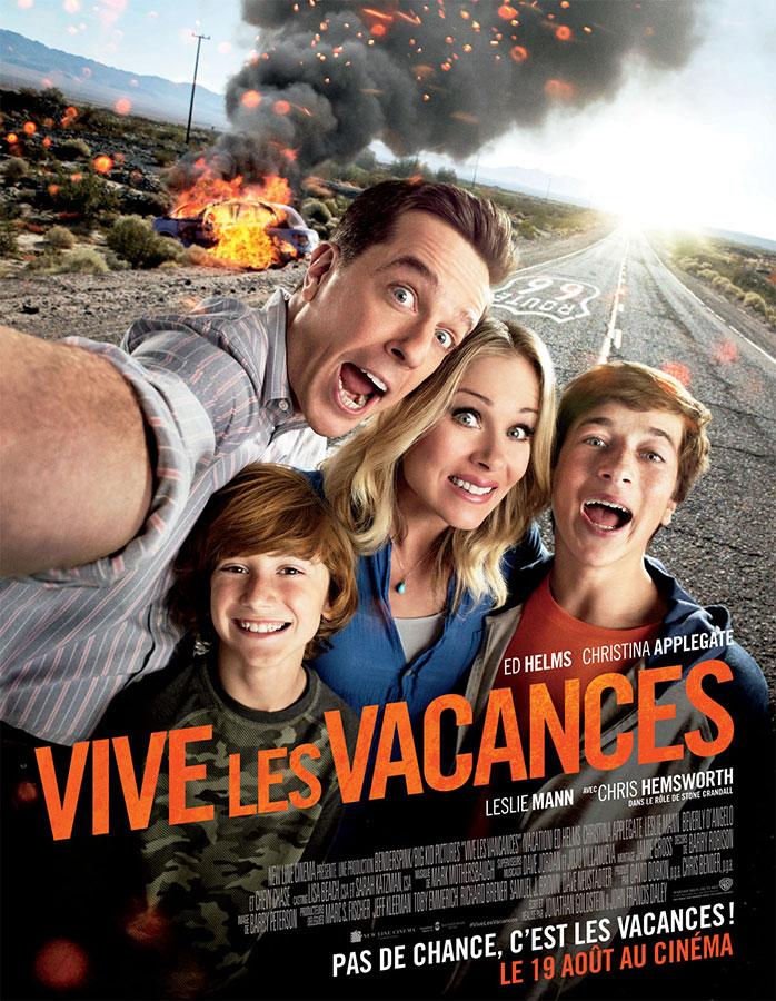 Vive les vacances (John Francis Daley, Jonathan M. Goldstein, 2015)