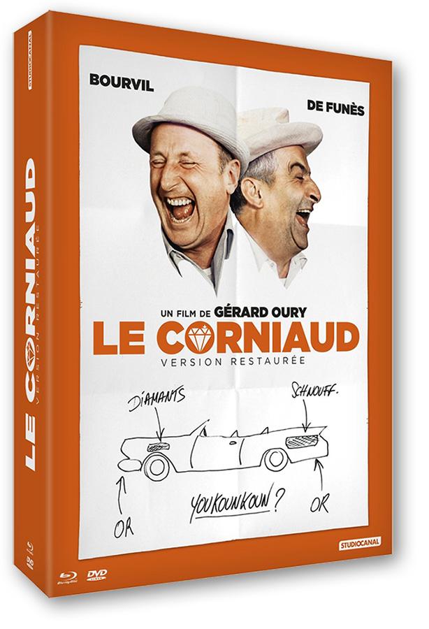 Le Corniaud (Gérard Oury, 1965) - coffret 50ème anniversaire