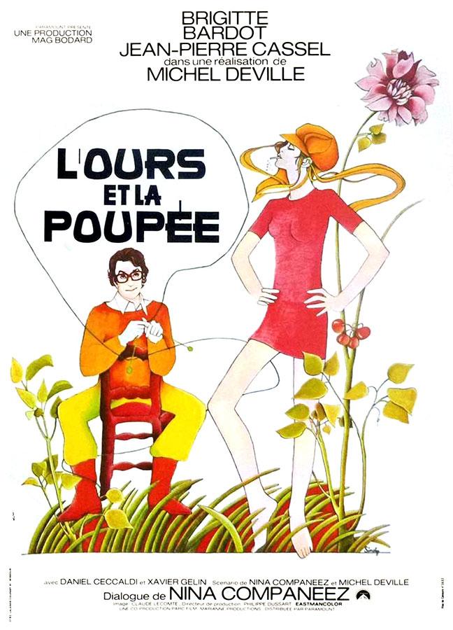 L'Ours et la poupée (Michel Deville, 1969)