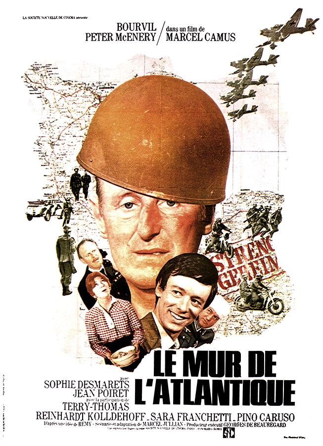 Le Mur de l'Atlantique (Marcel Camus, 1970)