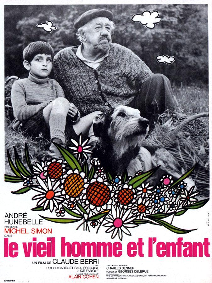Le Vieil homme et l'enfant (Claude Berri, 1967)