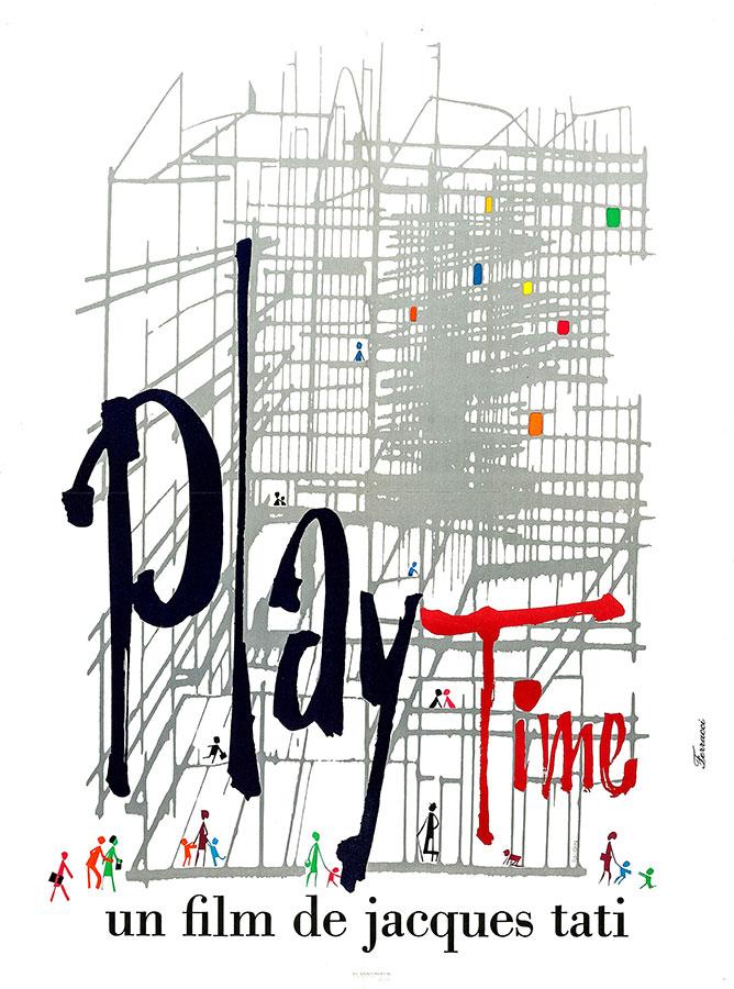Playtime (Jacques Tati, 1967)
