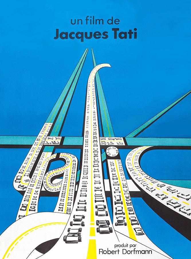 Trafic (Jacques Tati, 1971)
