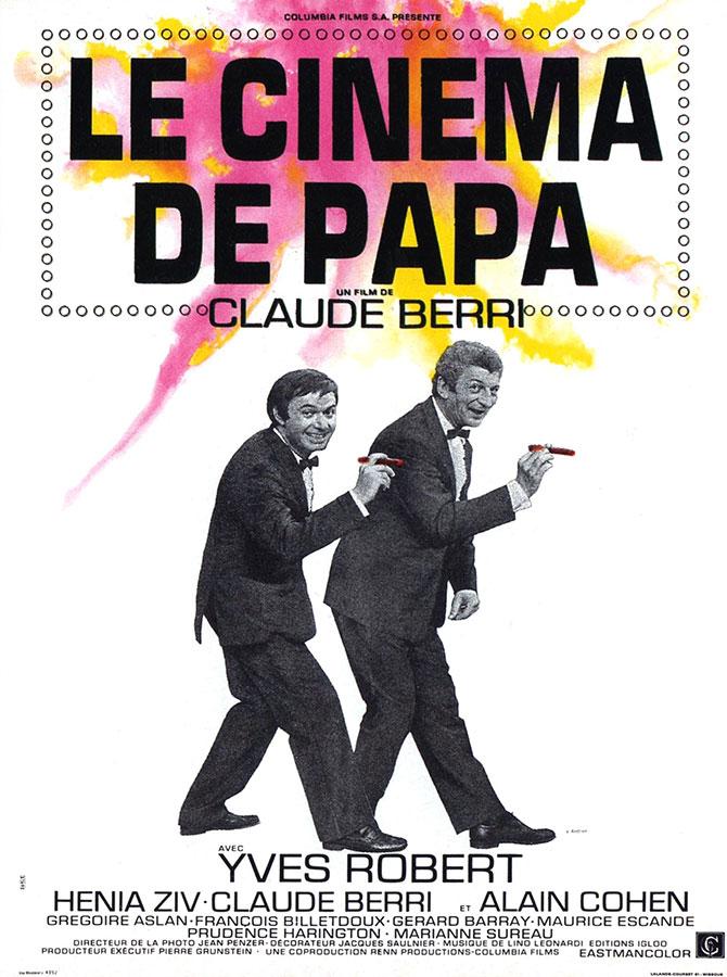 Le Cinéma de papa (Claude Berri, 1971)