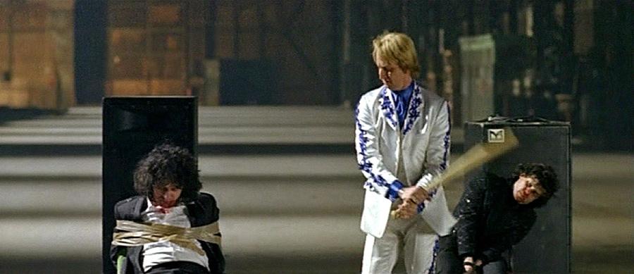 Benoît Poelvoorde dans Podium (Yann Moix, 2004)