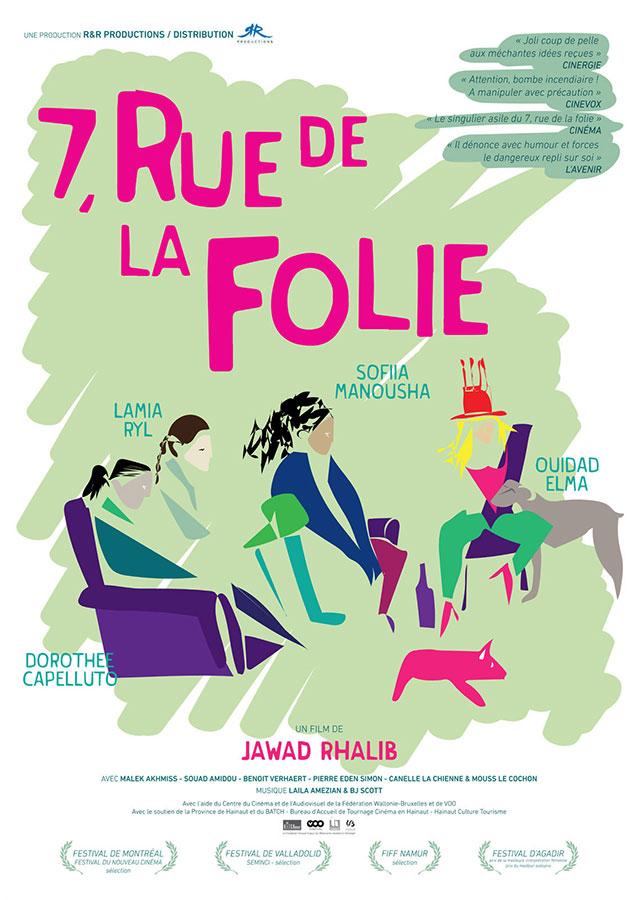 7, rue de la folie (Jawad Rhalib, 2015)