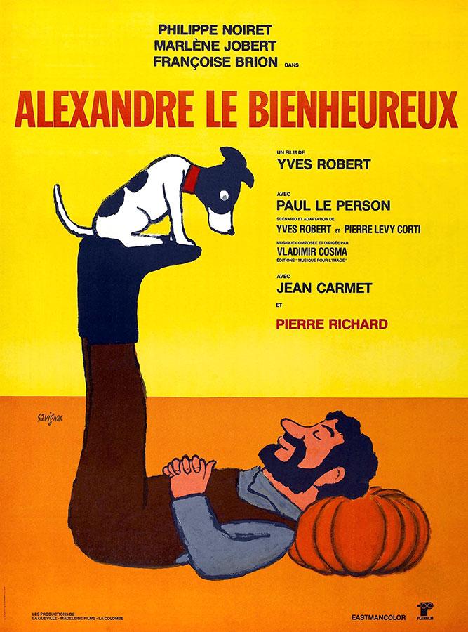 Alexandre le bienheureux (Yves Robert, 1968)