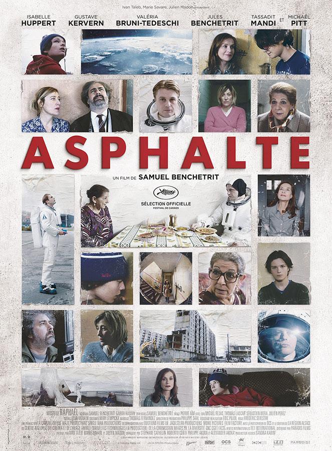 Asphalte (Samuel Benchetrit, 2015)