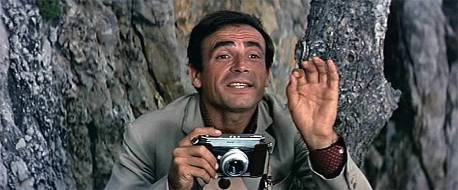 Venantino Venantini dans Le Corniaud (Gérard Oury, 1965)