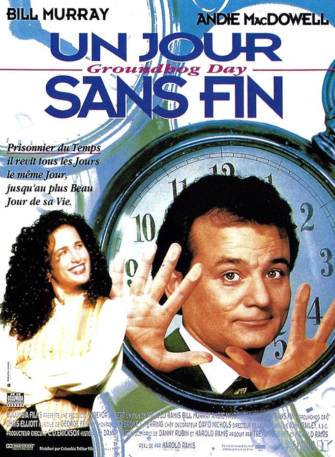 Les 101 meilleures comédies selon Hollywood / Un jour sans fin (Harold Ramis, 1993)