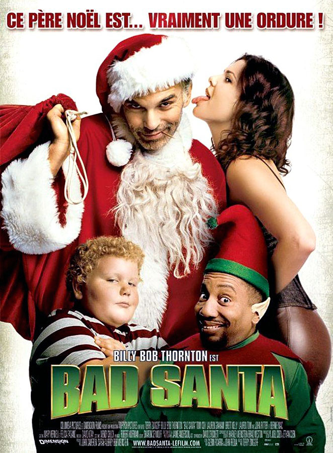 Bad Santa (Terry Zwigoff, 2003)