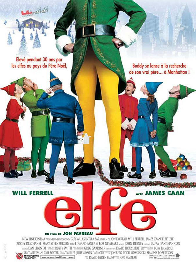Elfe / Elf (Jon Favreau, 2003)