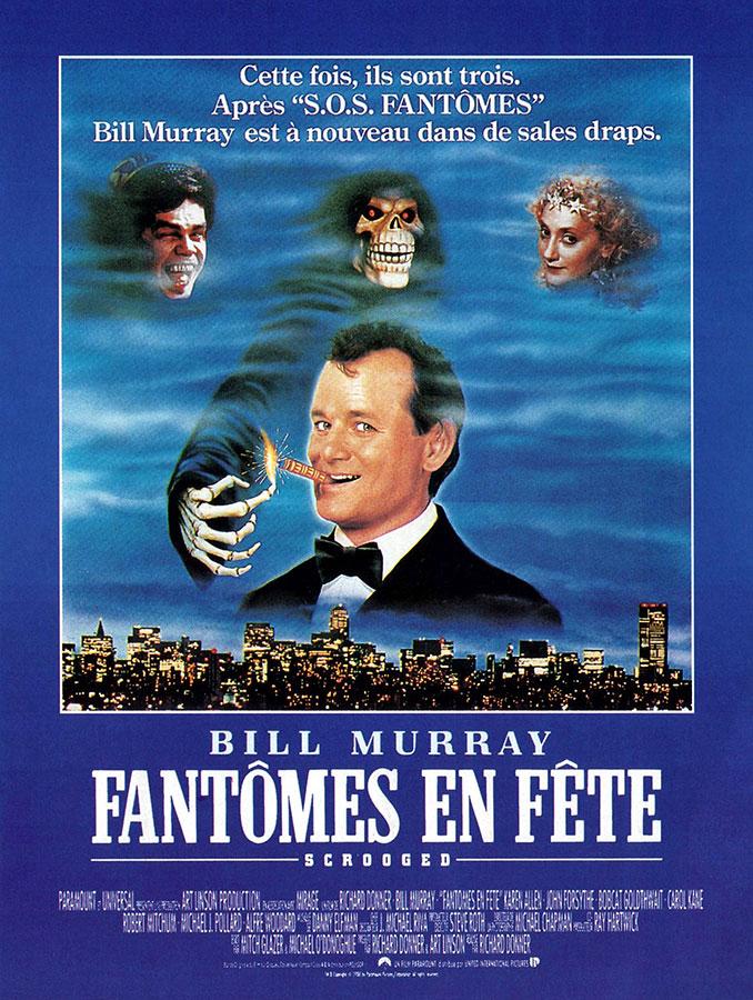 Fantômes en fête / Scrooged (Richard Donner, 1988)