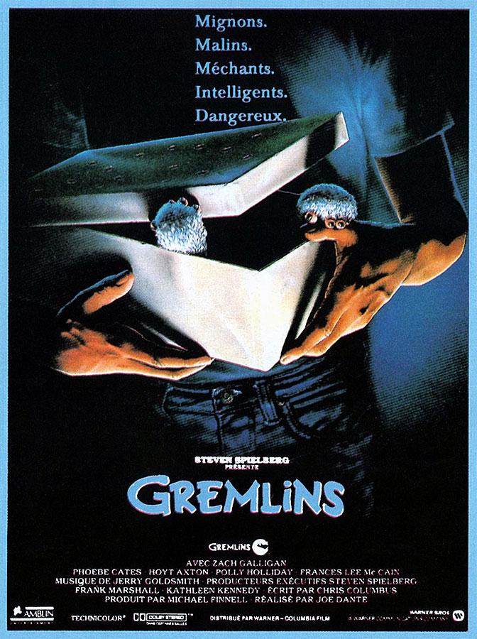 Gremlins (Joe Dante, 1984)