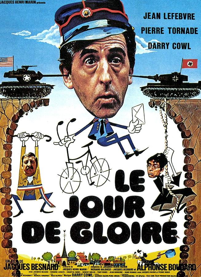 Le Jour de gloire (Jacques Besnard, 1976)