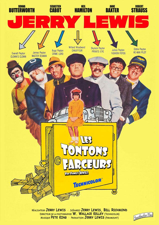 Les Tontons farceurs (Jerry Lewis, 1965)