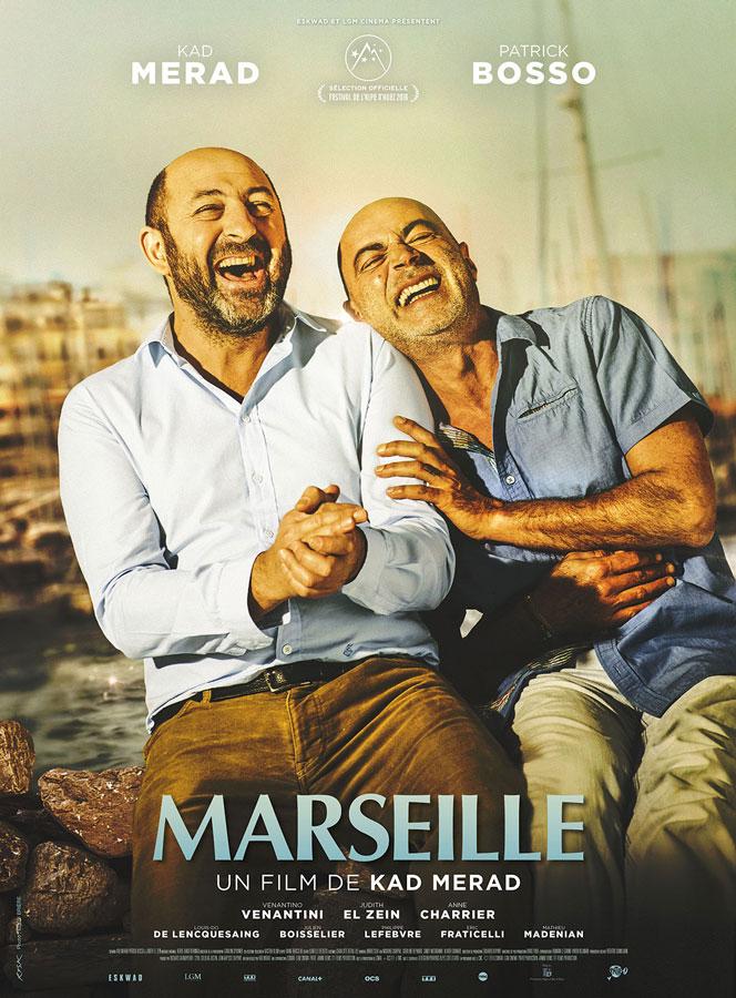 Marseille (Kad Merad, 2016)