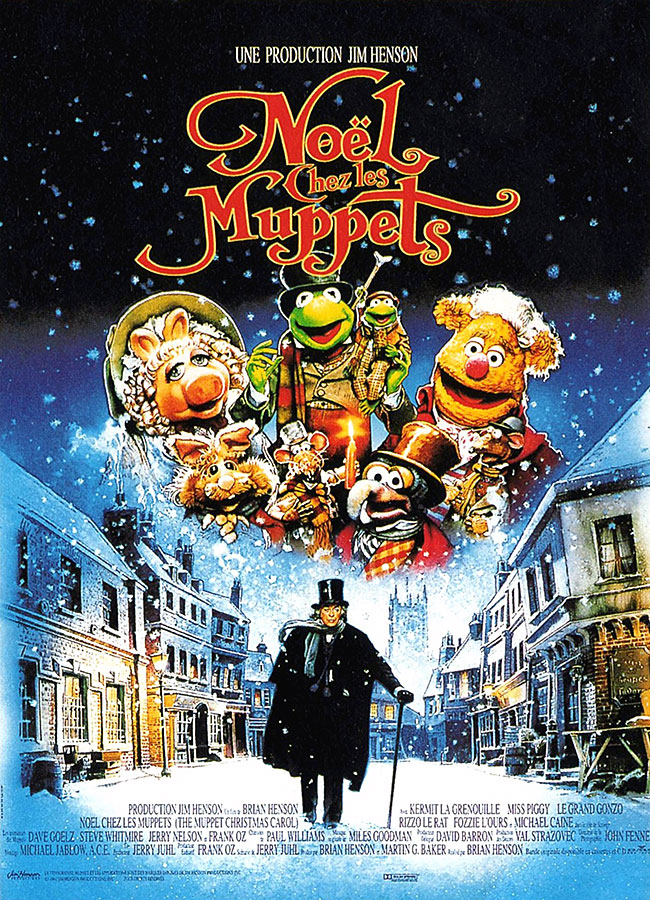 Noël chez les Muppets / The Muppet Christmas Carol (Brian Henson, 1992)