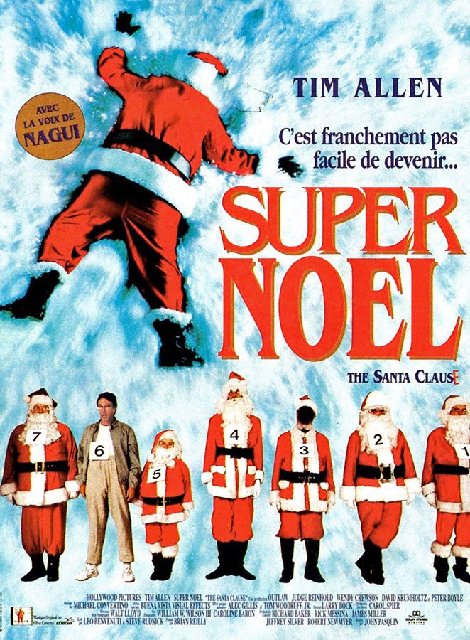 Super Noël / The Santa Clause (John Pasquin, 1994)