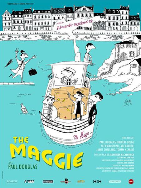 Maggie (Alexander Mackendrick, 1954)