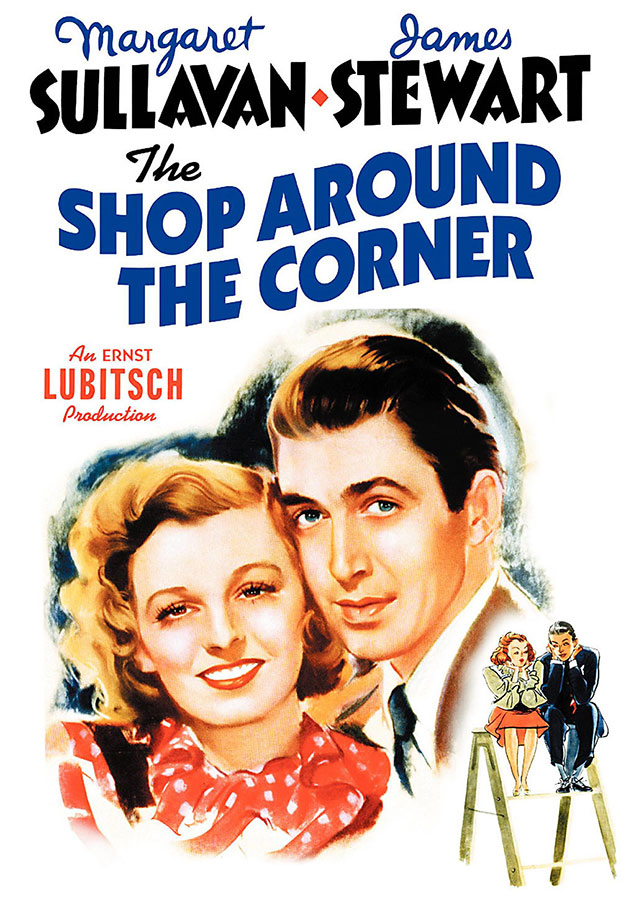 Rendez-vous / The Shop around the corner (Ernst Lubitsch, 1939)