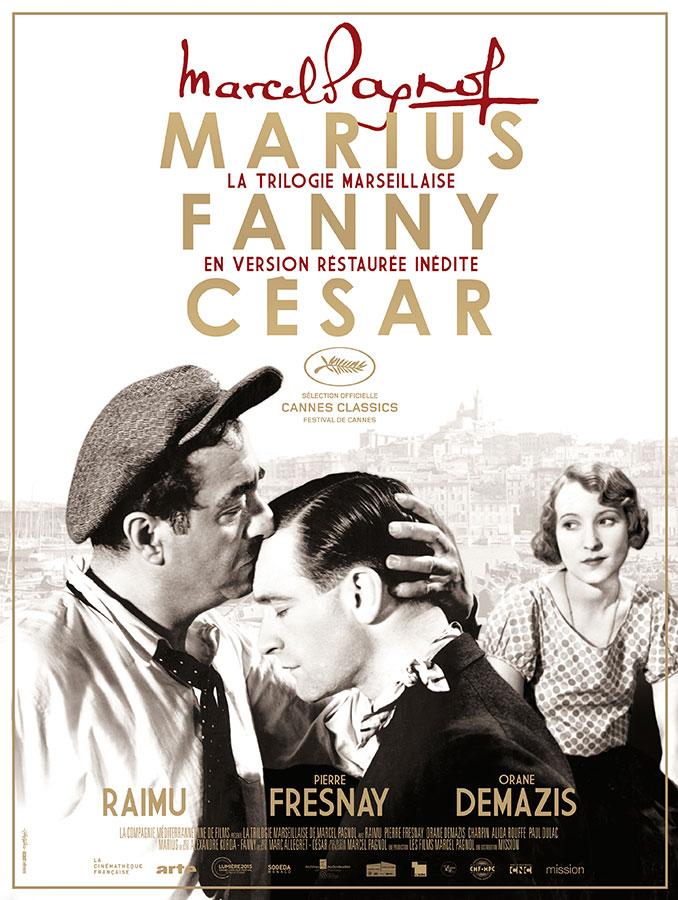 La trilogie marseillaise de Marcel Pagnol : Marius (Alexandre Korda, 1931)
