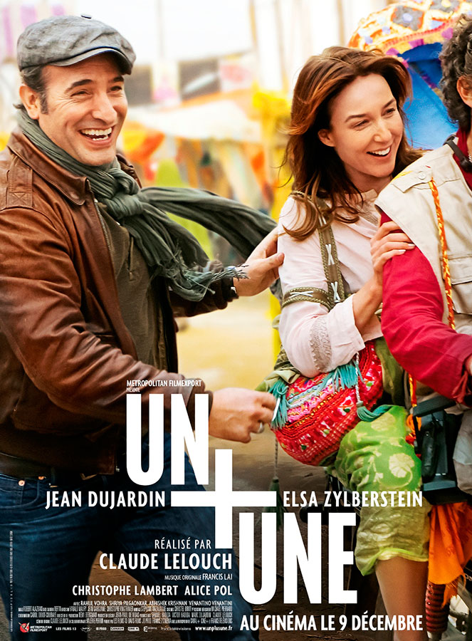 Un + une (Claude Lelouch, 2015)