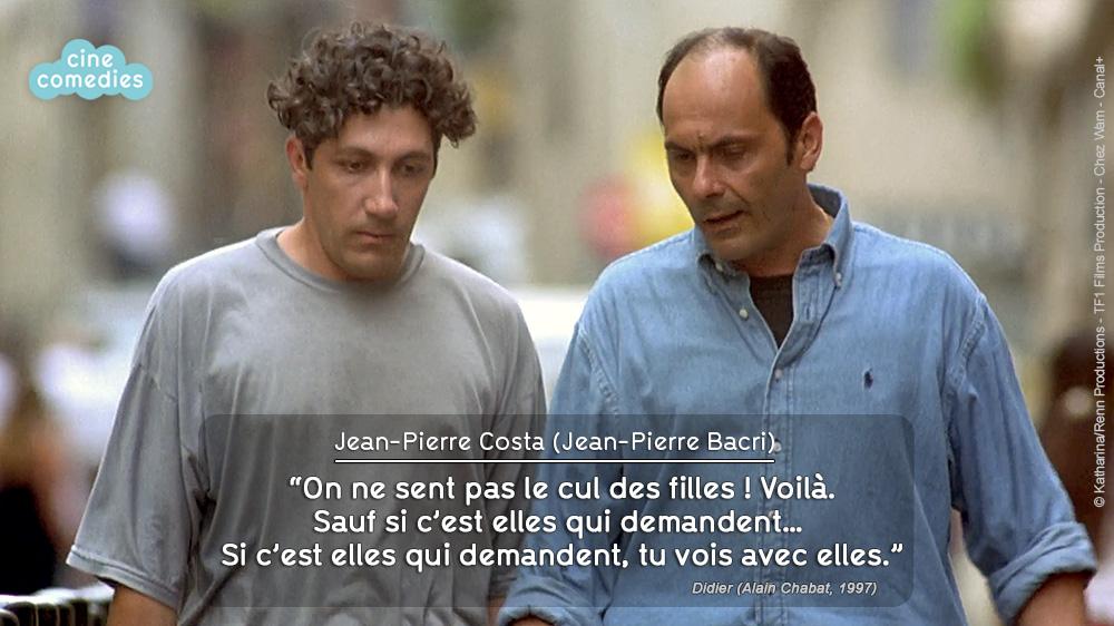Didier (Alain Chabat, 1997) - Réplique culte